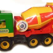 "Машина ""Бетономешалка ""Middle truck"" 39223"
