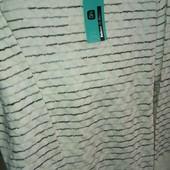 Нарядный шерстяной свитер Турция размер-М L