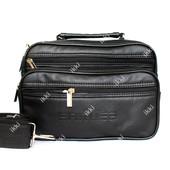 Мужская вместительная сумка для мужчин эко-кожа (517)