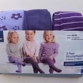 Tchibo, Упаковка из 3 колгот для девочки