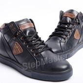 Ботинки кожаные мужские Multi-Shoes