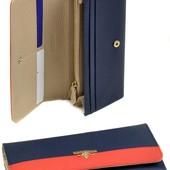 Женский кожаный кошелек Bretton В наличии разные модели