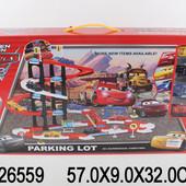 Игровой набор паркинг Cars 3