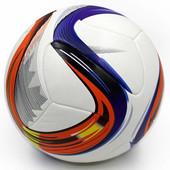 Мяч футбольный №5 Euro 2016 4887: PU, клееный