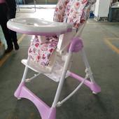 Тилли Бристо T 641 стульчик для кормления Tilly Bistro детский