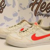 Nike swoosh кроссовки