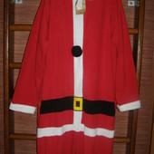 Пижама флисовая, размер ХL рост до 190см