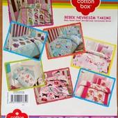 Распродажа Турецкое Детское постельное белье Cotton Box