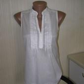 Massimo Dutti  блуза M-L размер 100% хлопок