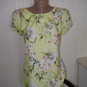Wallis блуза  100% вискоза 12-размер.Оригинал