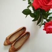 Фирменные балетки Geox, размер 38