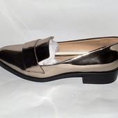 37 Золотые туфельки Zara