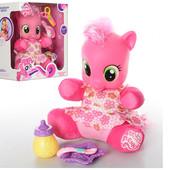 Лошадки мягконабивные со светом и звуком Little Pony
