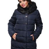 Зимняя женская куртка 46-56 р