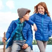 Термо куртка для мальчика или для девочки Tchibo 122-128