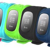 Детские умные часы с GPS Q50, цвета в ассортименте