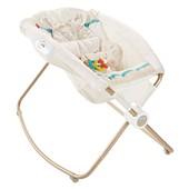 Fisher-Price колыбель-кроватка-шезлонг 3в1 для новорожденных rock 'n play sleeper soothing savanna