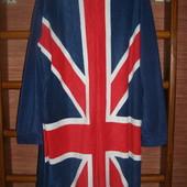 Пижама флисовая, размер ХL рост до 195 см