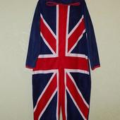 Суперовый, флисовый, слип, пижама, домашний костюм размер M/L