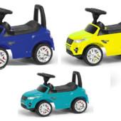 Машинка каталка детская со звуками и светом Тм MasterPlay от 3 до 6 лет