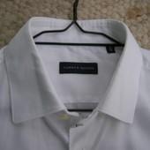 Tommy Hilfiger рубашка 100% хлопок L-XL размер.
