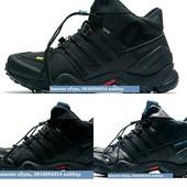 Кроссовки зимние Adidas Terrex, три модели на меху, р. 41-45. код kv-3168