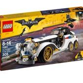 Lego Batman Movie Арктический лимузин Пингвина 70911