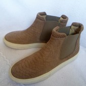 Ab Donkers Италия кожаные ботинки 40