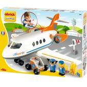 Конструктор. Самолет 003045 Бесплатная доставка.