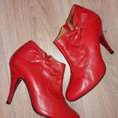 Ботиночки Marta Jonsson р.38 стелька 25,5 см.