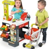 Интерактивный супермаркет Smoby Смоби 350210