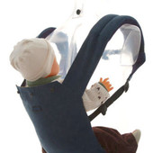 Эргономичный слинг-рюкзак Patapum baby