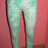 джинсы брюки р-р XS-S стрейч бренд Sister