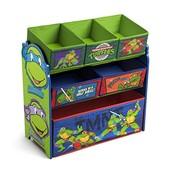 Delta Органайзер для игрушек с ящиками Ниндзя черепашки ninja turtles multi-bin toy organizer