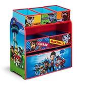 Delta Органайзер для игрушек с ящиками Щенячий патруль nick jr. paw patrol multi-bin toy organizer