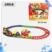 Железная дорога 19016B   в кор. 25*23*4см