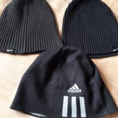 Фирменные шапки Nike-Adidas