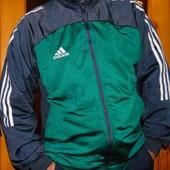 Спортивня оригинал кофта мастерка олимпийка  Adidas л
