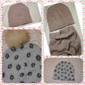 Шапки и комплекты осень, зима, весна. Индивидуальный подход. Много ткани и моделей.