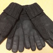Тёплые фирменные перчатки Marks & Spencer