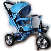 Турбо 3645 Eva велосипед колясочного типа трехколесный детский Turbo Trike