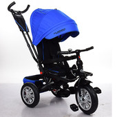 Турбо 3646А велосипед детский трехколесный поворотным сидением Turbo Trike