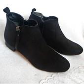 5th Avenue кожаные оригинальные ботинки 40
