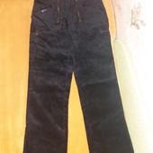 Брендовые теплые мужские брюки. Размер 48-50