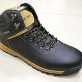 Ботинки зима 2 цвета Т170