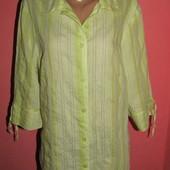 рубашка блуза р-р 16/ХЛ бренд grandiosa