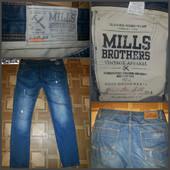 Американские джинсы Mills Brothers