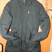 зимний пуховик курточка