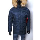 Зимняя Куртка Аляска, 2 цвета