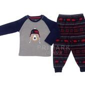 Шок цена  Флисовая пижама для мальчика (1.5-7 лет) Primark